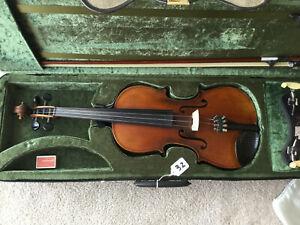 Vintage-Full-Size-4-4-Violin