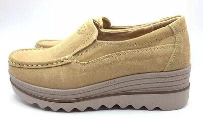 Platform Shoes Loafers Size