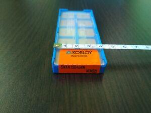 KORLOY-SNKN-1504ENN-NCM325-10-PCS-CARBIDE-INSERTS-FREE-SHIPPING