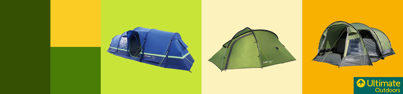 At least 30% off Ultimate Camping Range