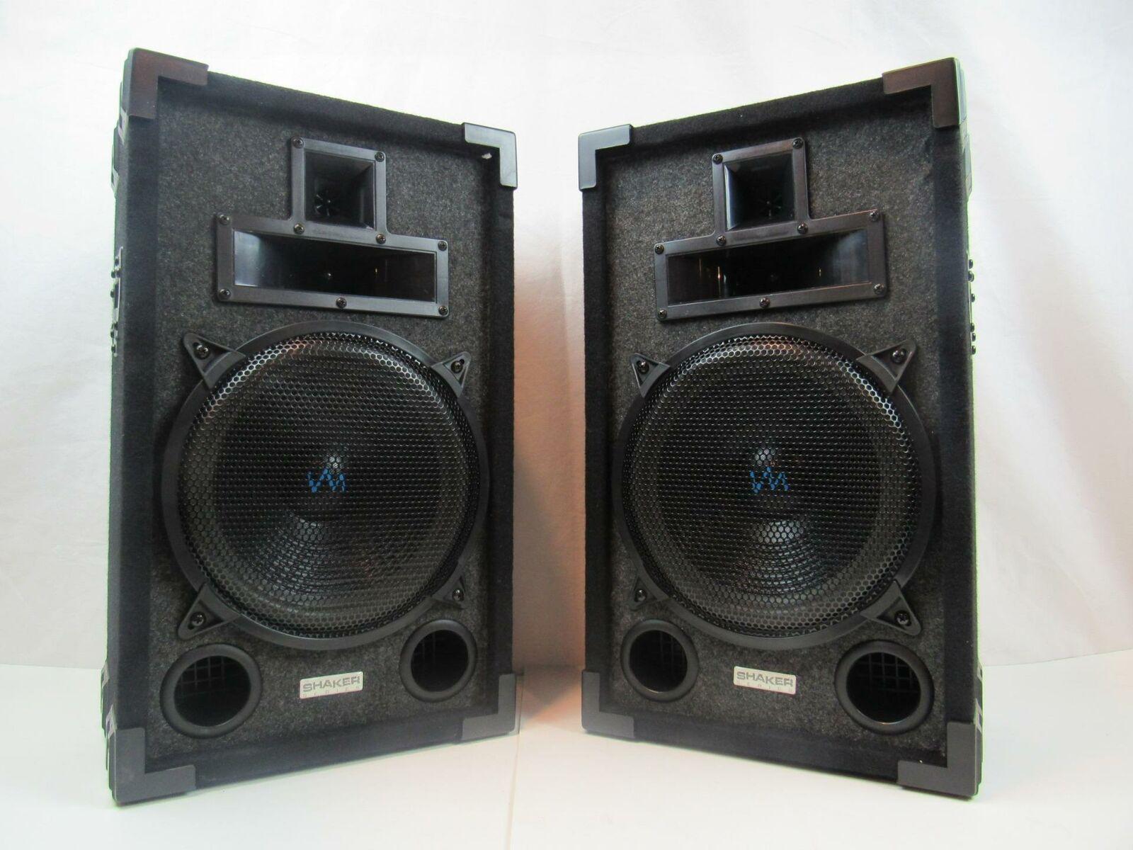 Shaker Series 3-Way Passive Loudspeaker System by VM (VAS31OP)