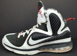 best service b419d 8e6e0 Image is loading Nike-Lebron-9-IX-Mens-Size-8-5-