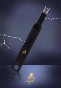 Tesla-Lighter-T07-Lichtbogenfeuerzeug-USB-Feuerzeug-Grillfeuerzeug-Stabfeuerze