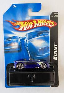 2008 HOTWHEELS MISTERO AUTO MONOPOSTO 12/24 MOLTO RARA!