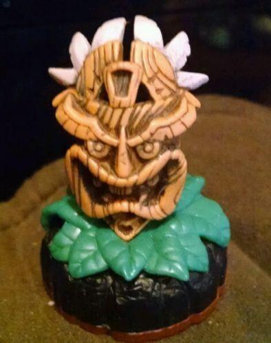 Tiki Speaky Skylanders Trap Team Magic Item Universal Character Figure