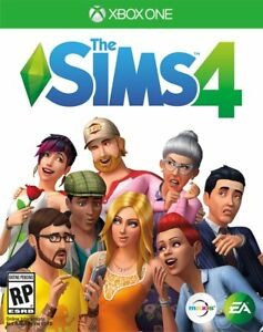 Details about The Sims 4 [Microsoft Xbox One EA Games Life Simulator Build  Design Live] NEW