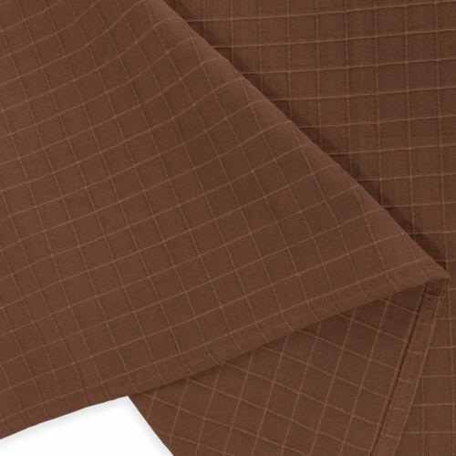 Monika 100/% Baumwolle Bettüberwurf Überwurf Decke Sesselschoner Sofaüberwurf