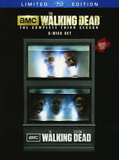 The Walking Dead Complete Third Season B DVD