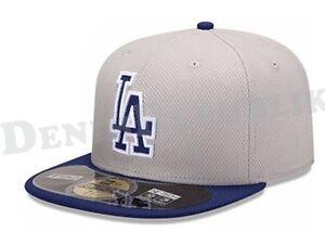 huge selection of 2f780 dd70a Image is loading New-Era-5950-LA-LOS-ANGELES-DODGERS-MLB-