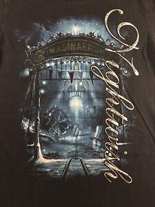 Nightwish-Imaginaerum-2012-Tour-Womens-T-Shirt-Large