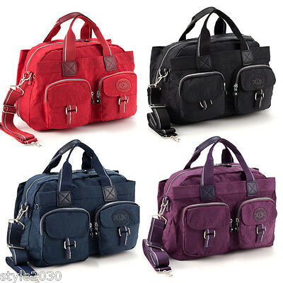 NEW Womens Ladies Shoulder Bag Tote Satchel Messenger CrossBody Hobo Handbag