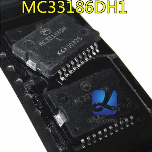 Encapsulación 1 un MC33186DH1 Hsop 20 Nuevo