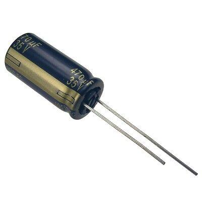 4 Elko Panasonic FC 1500uF 6,3V 105°C Low impedance Kondensator radial 856590