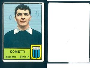 Calciatori-Mira-1965-66-034-Il-Pallone-034-Cometti-Atalanta-Ottima-Non-Comune