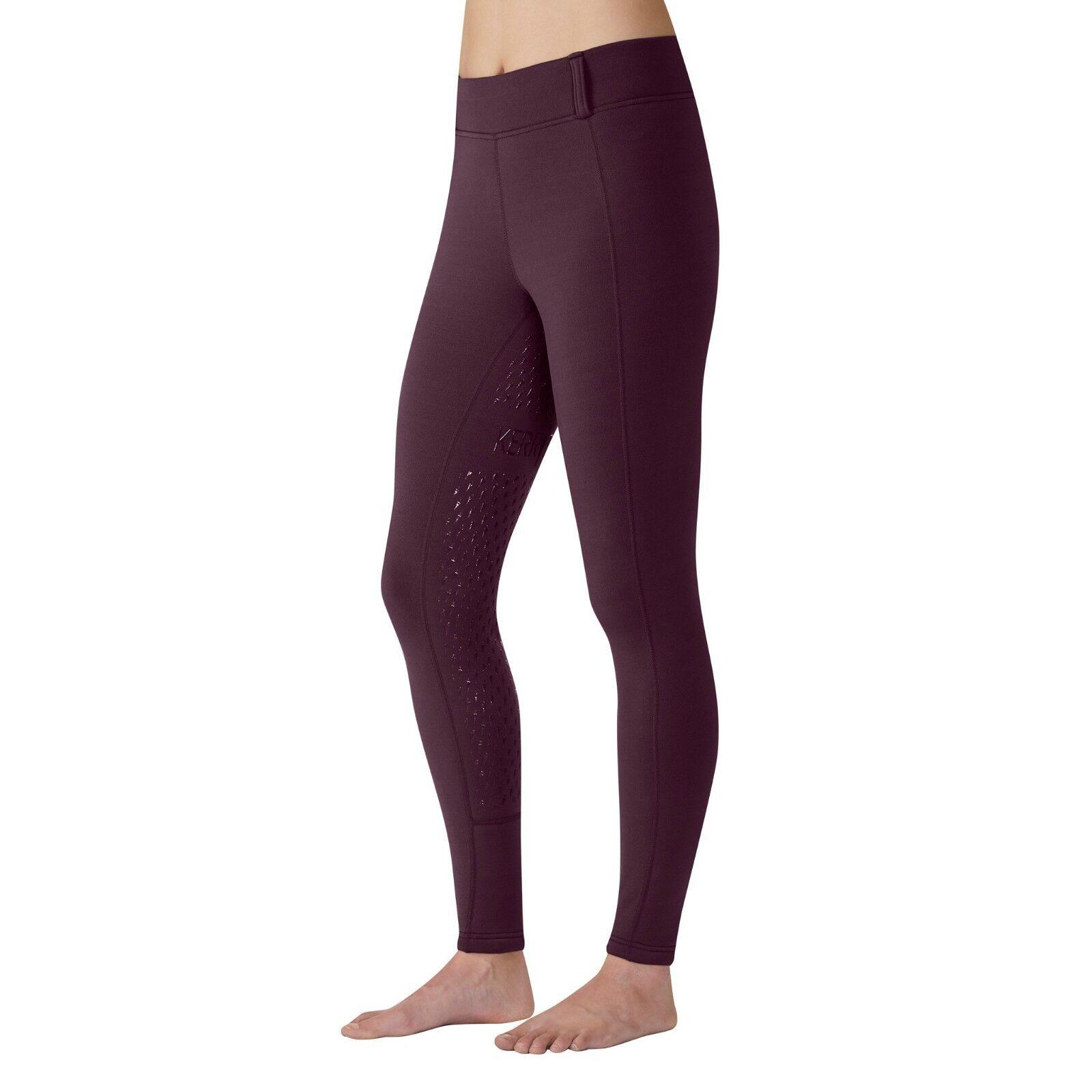 Kerrits Powerstretch Bolsillo Apretado Pantalones de montar de asiento completo II-diferentes Colors Y Tamaños