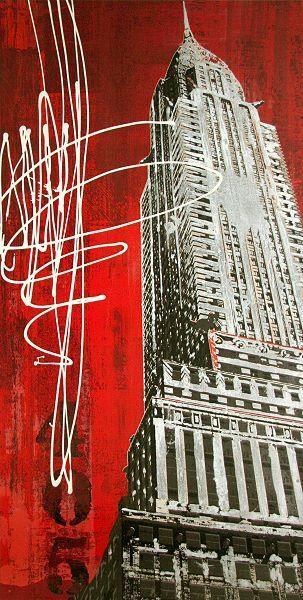 Taylor Lexington Avenue Icon New York fertigbild 50x100 la fresque