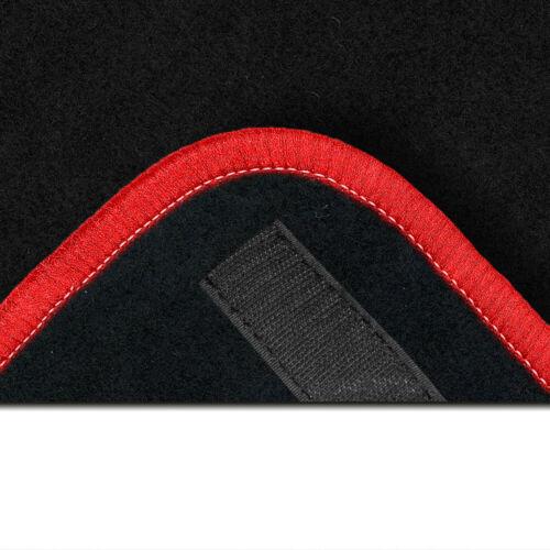 Auto-Fußmatten Limited Red für BMW Mini R56 R58 2007-2015 Autoteppiche