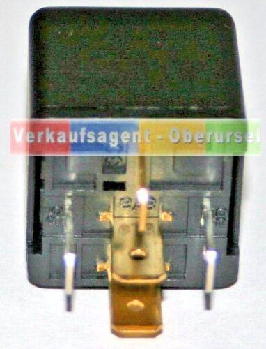 #2 Ampere, 12 Volt 30 , KFZ // Oldtimer // Wohnmobil: Wechselrelais 40