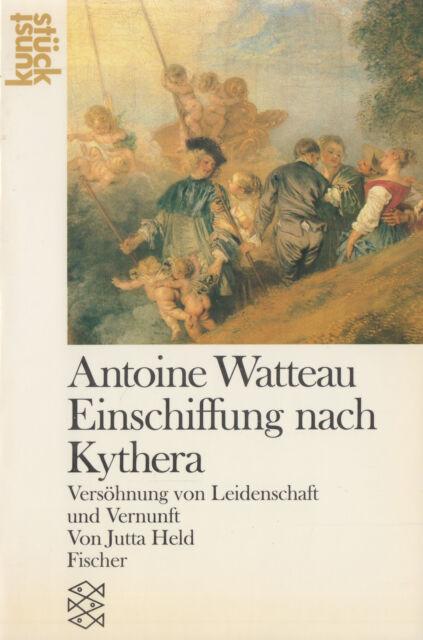 fi- HELD : ANTOINE WATTEAU - EINSCHIFFUNG NACH KYTHERA  3921 g