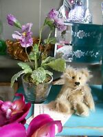 Old Characterful Miniature one of a kind Bear Elaine Morgan of Winklemoor Bears