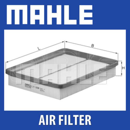 Trajet Genuine Part Fits Hyundai Sonata Mahle Air Filter LX1039
