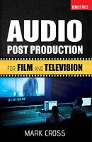 Audio Post Production Film & Television Music Recording Berklee Guide Book