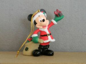 SANTA CLAUS MICKEY MOUSE WITH GIFTS - DISNEY - CHRISTMAS ...