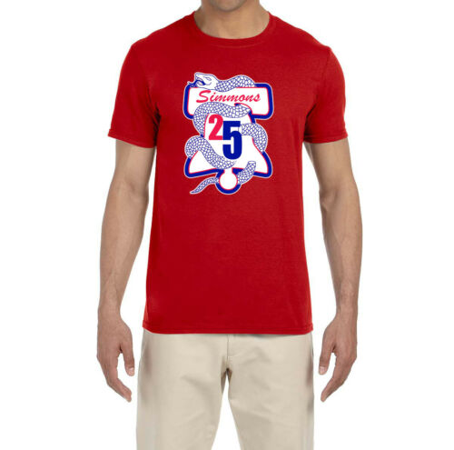 Philadelphia 76ers Ben Simmons Playoff Logo T-shirt