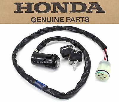 2000-2007 Honda Fourtrax Rancher TRX 350 OEM Ignition Switch//Keys 35100-HN5-670