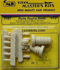 CMK 1/72 Rolls Royce Nene Engine # 7167