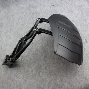 Motorcycle Rear Fender Cover Mudguard Bracket For Kawasaki Z1000 Zr1000 Black Ebay