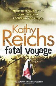 Kathy-Reichs-Fatal-Voyage-Tout-Neuf-Livraison-Gratuite-Ru