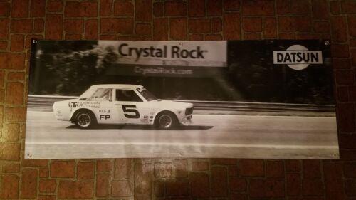 Datsun 510 Vinyl Banner Shop Sign Garage banner