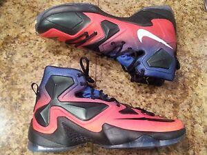 07072e02a20 Nike LeBron 13 XIII Doernbecher DB Size 13. 838989-805 all star bhm ...
