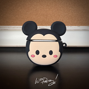 Cute MICKEY MOUSE Disney Apple Airpod 1 & 2 Silicone Case