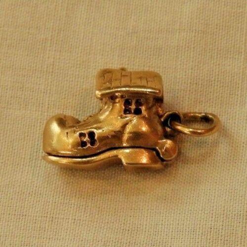 signora fascino scarpe di viveva in Vecchia apertura vintage in di che 14 oro carati un TSnZdUqw