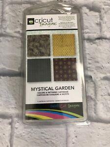 MYSTICAL-GARDEN-Cartridge-For-Cricut-Imagine-Machine-20-Patterns-Hobby-Craft