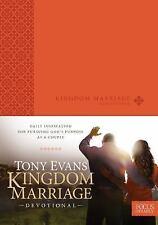 Kingdom Marriage Devotional by Tony Evans (2016, Imitation Leather)
