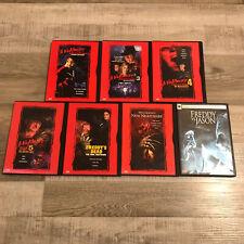 1984 Nightmare on Elm Street Freddy gant plastique Replica Comme neuf on Card