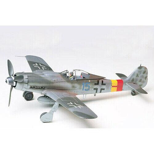 Tamiya 61041 Focke-Wulf FW190 D-9 1:48 Scale Model Aircraft Series No. 41 Tamiya