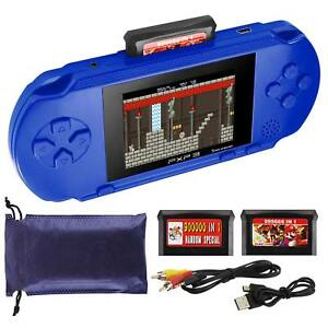 Details about 16 BIT Handheld Portable VIDEO GAME PXP 3 CONSOLE 150 RETRO  GAMES DS MEGADRIVE