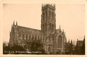 DONCASTER-Yorkshire-St-Georges-Church-RP-E-I-S