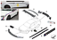 New-Genuine-BMW-F36-Gran-Coupe-Side-M-Performance-Decals-2406751-OEM thumbnail 2