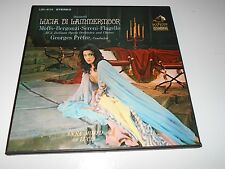 DONIZETTI: Lucia Di Lammermoor - Anna Moffo as Lucia 3LP Box w/Book RCA LSC-6170