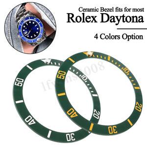 4-couleurs-38mm-Ceramique-Lunette-Insert-Pour-40mm-Submariner-Femme-Montre-Watch