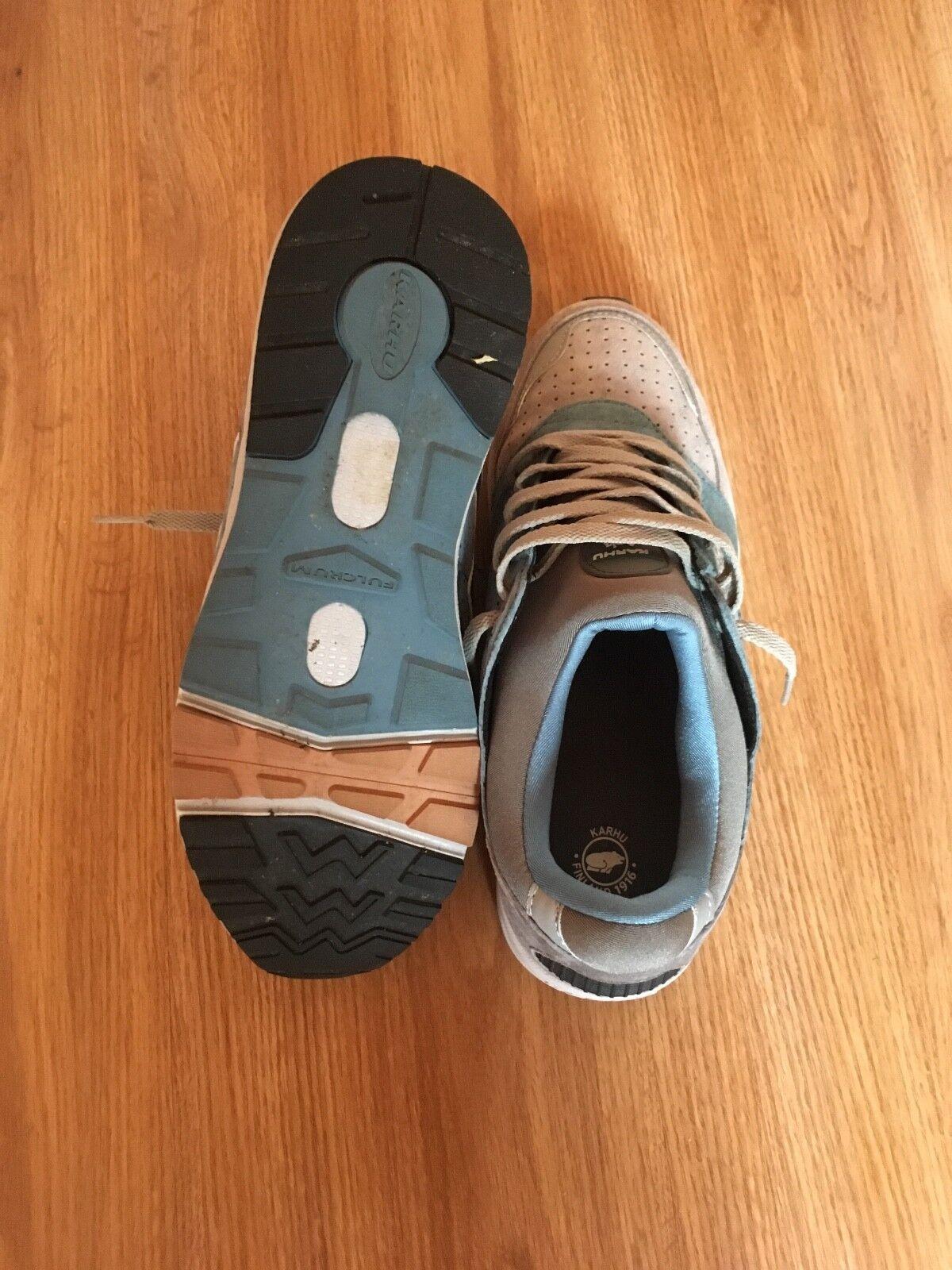 KARHU ARIA GREY/AEGEN Blau FINISH RUNNING BRAND LIMITED EDITION SNEAKER SNEAKER SNEAKER 9cf0a5