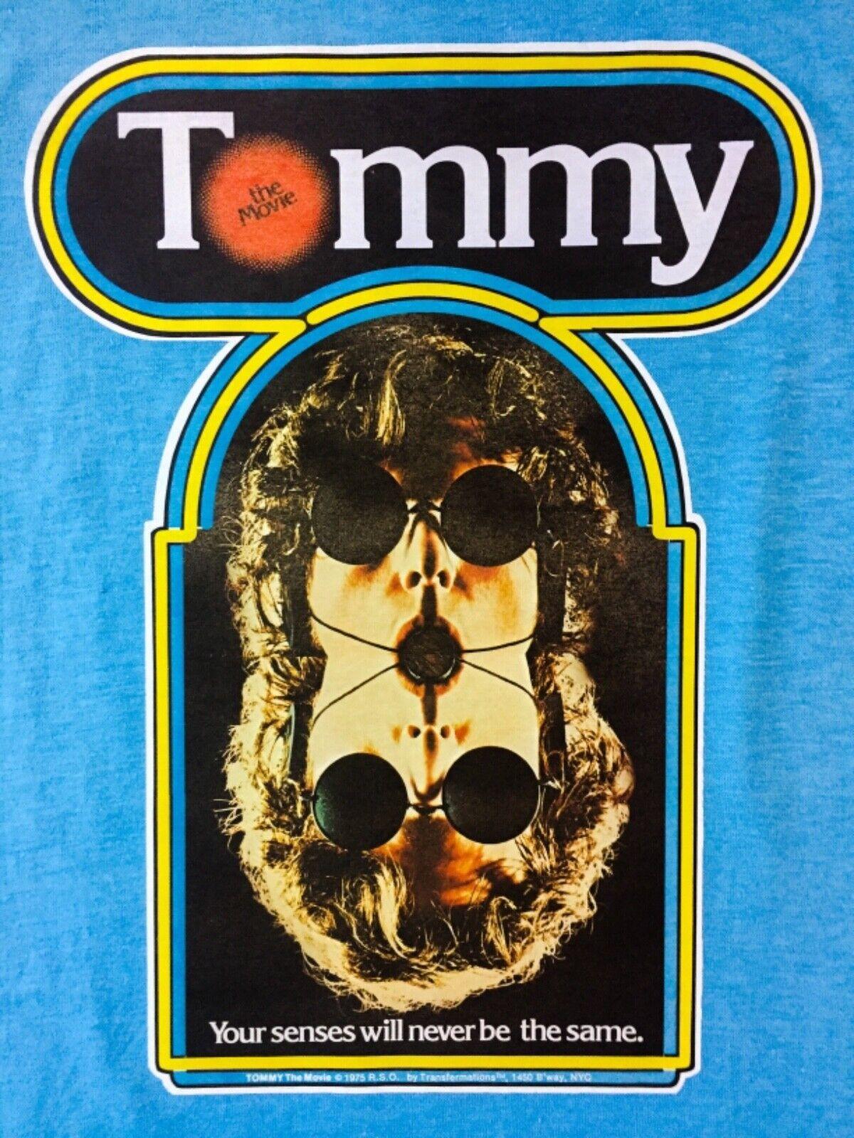 VTG Tommy ROGER DALTREY The Who Townshend Elton J… - image 2