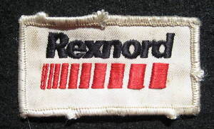 REXNORD-EMBROIDERED-SEW-ON-ONLY-PATCH-PROCESS-AND-MOTION-CONTROLS-3-1-4-034-x-1-3-4