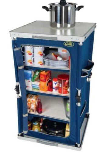 Camping armoire armoire réserve multifonction armoire rapidement construction système Katy
