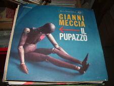 """GIANNI MECCIA """" IL PUPAZZO - CI VEDIAMO DOMANI """" E.MORRICONE  ITALY'63"""